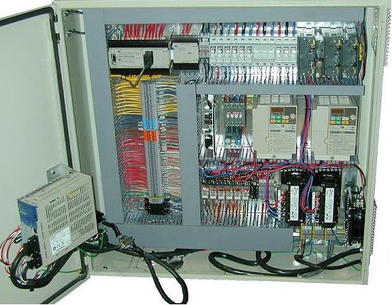 Exemple 3 d'automatisation de production | Example 3 of production automation