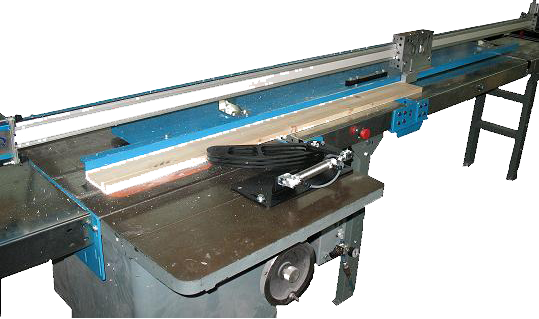 Automated Bench Saw