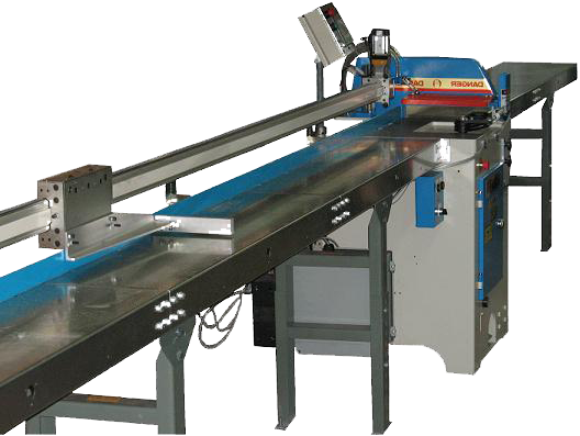 Automated Cut-Off Saw