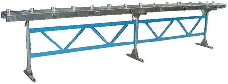 roller table Mecstop
